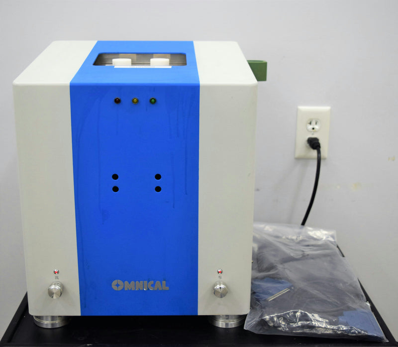 Used: Omnical Super-CRC Reaction Micro Calorimeter Differential Scanning Kinetics
