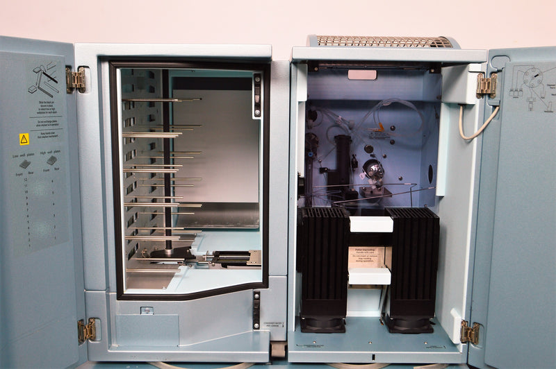 Used: Spark Holland Symbiosis Pro System HPLC ACE Pump Autosampler Stacker Syringe SPE