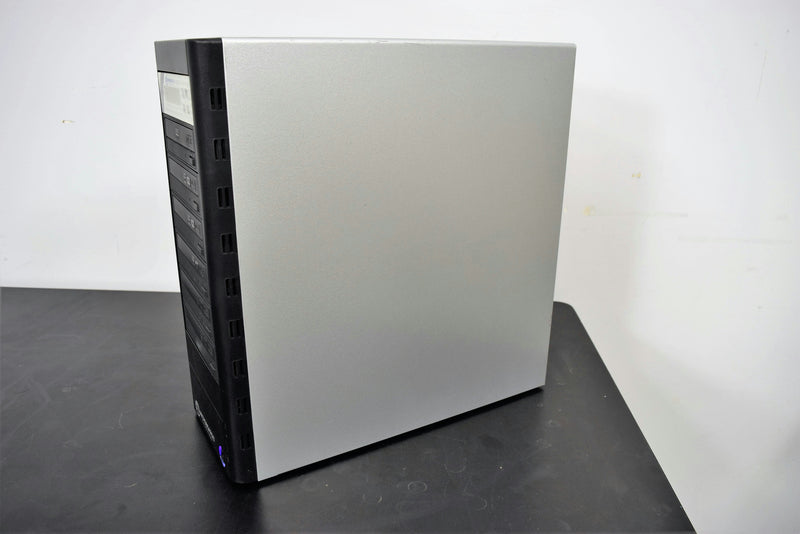 Used: Microboards Technology 1-5 DVD/CD Disc Copy Duplicator Model QD-DVD-125-03