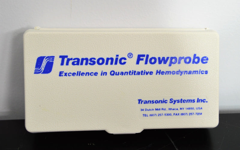 Used: Transonic Flowprobe Hemodynamics HL-S1048 Perfusion Physiological Monitoring