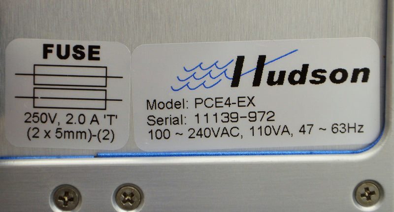Used: Hudson Robotics PCE4-EX PlateCrane EX Microplate Handler PA1000 Label Applicator