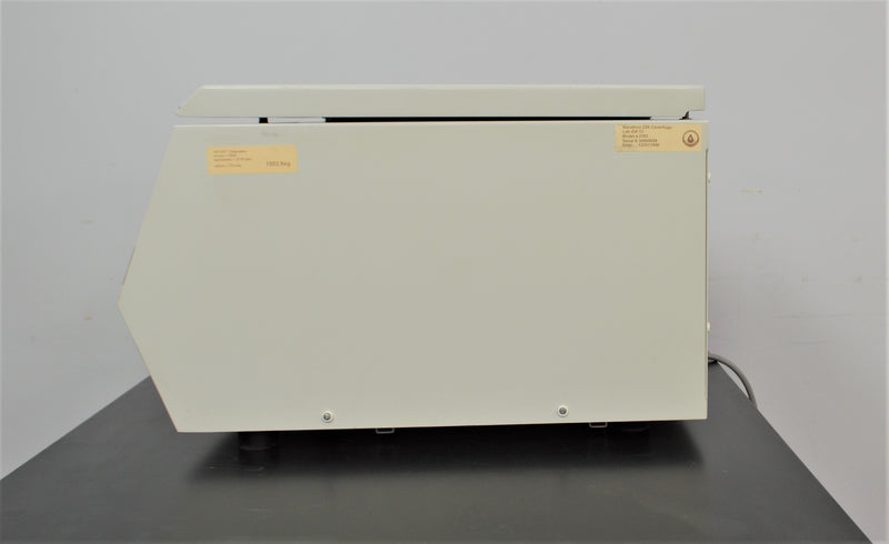 For Parts or Repair: Hermle Fisher Scientific Marathon 22K Laboratory Benchtop Centrifuge w/ Rotor