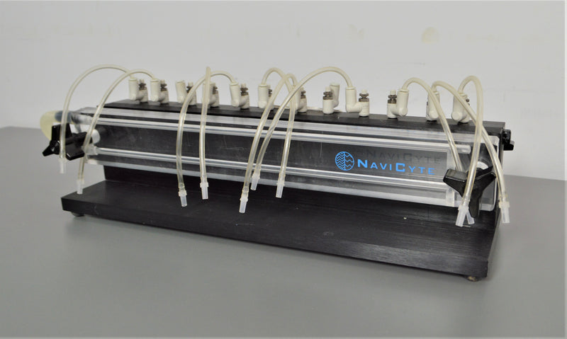 Used: Warner Instruments NaviCyte Vertical Ussing System 66-0001 66-0048 Diffusion