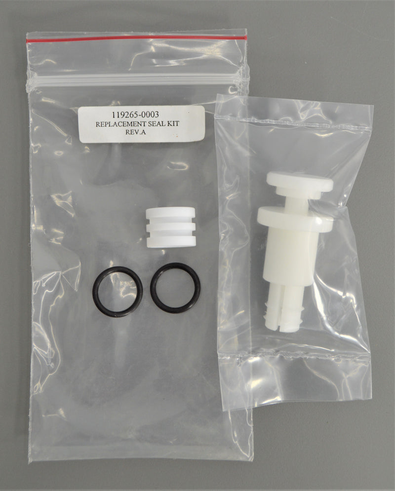 Used: Thermo Scientific ETD Module Inlet Valve Seal Replacement Kit 119265-0003