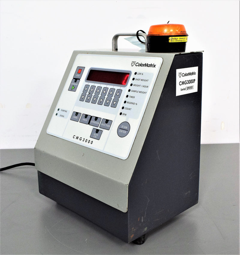 ColorMatrix CMG3000Peri Color Dosing System for Injection Molding & Extrusion
