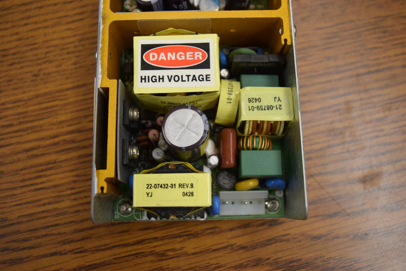 Used: Power Supply Board for Biotage Microwave Synthesizer