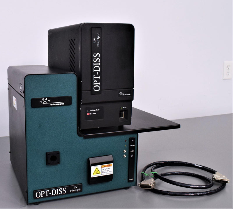Used: Leap Technologies Opt-Diss UV Fiber Optic Spectrometer Dissolution Monitor