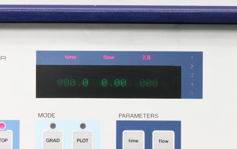 Used: LKB Bromma 2152 LC Controller 90021767 2152-010 HPLC Liquid Chromatography