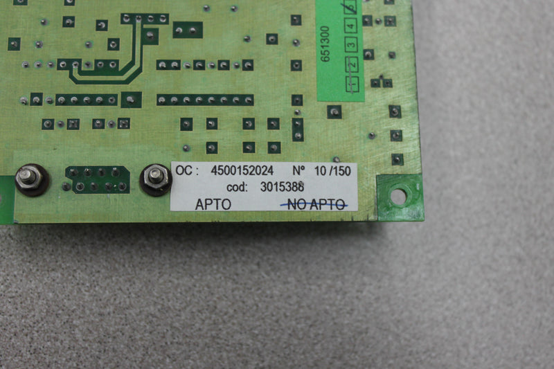 Used: DG-57 RS485 OC 4500152024 PCB for Ortho Provue