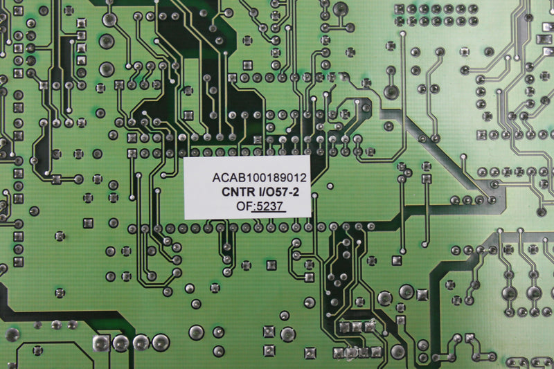 Used: Grifols CNTR I/O57-2 Cod. 3004983 PCB for Ortho Provue