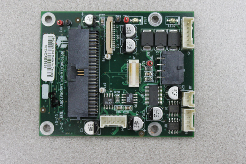 Used: Instrumentation Laboratory AW 286335 Rev 0 PCB from ALC Top 700 CTS System
