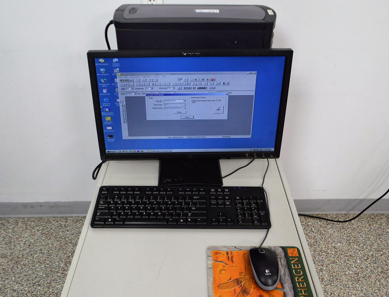 Used: Bio-Rad Ciphergen PBS IIC ProteinChip Reader Analyzer w/ PC- Software - Assays