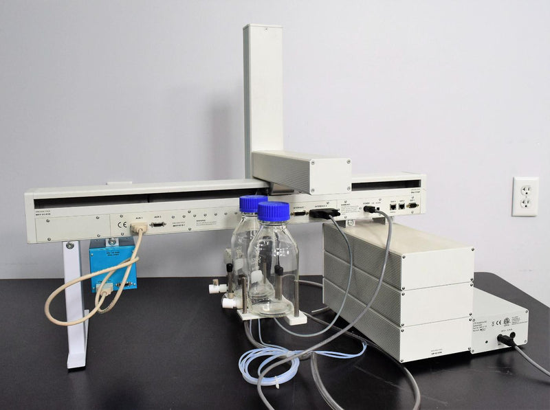 CTC Analytics HTS PAL Chromatography Autosampler Injector Valve Fast Wash