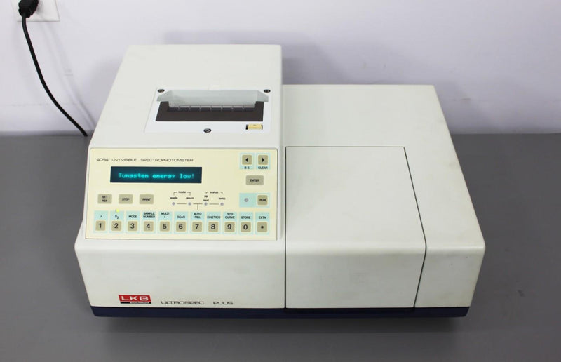 LKB Biochrom Ultrospec Plus 4054 Spectrophotmeter