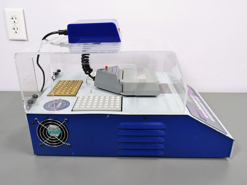 Used: Stratagene Robocycler Gradient 40 Thermal Cycler with Hot Top[