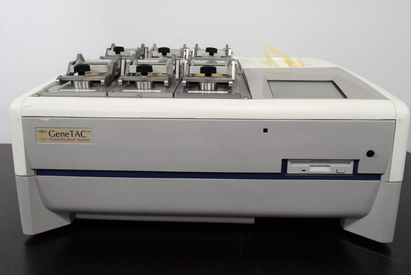 Used: Genomic Solutions HYB10001 GeneTac 12 Slide Hybridization Station Digilab