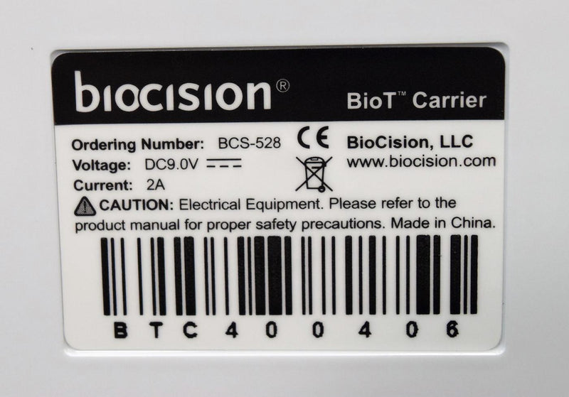 New: BioCision BCS-528 BioT Refrigerated Sample Carrier Cooler Laboratory Science