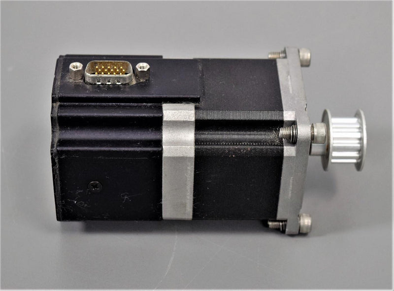 Used: SilverMax Model QCI-23H-3-E-01 Servo Motor with GearHead 23 Frame Size