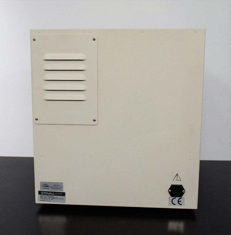Used: Affymetrix Genechip Hybridization Oven 640 Lab Incubator with Baskets