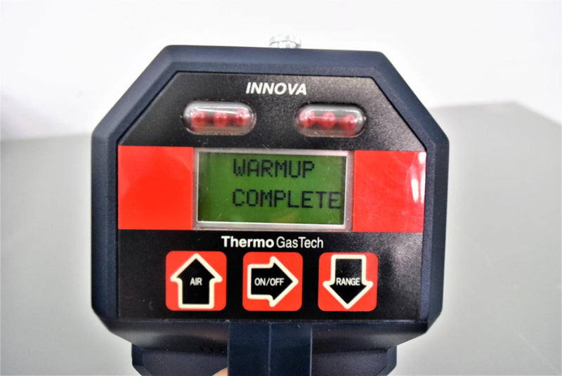 Used: Thermo GasTech Innova Series EEx ia IIC T4 Gas Monitor For Parts