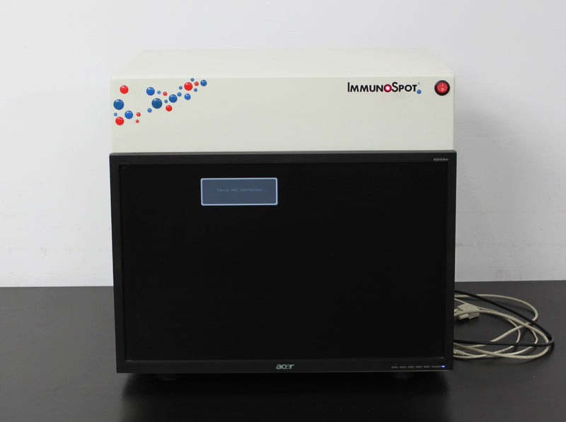 For Parts or Repair: CTL ImmunoSpot S4 Analyzer Enzymatic ELISPOT & Cell Counting -  For Parts