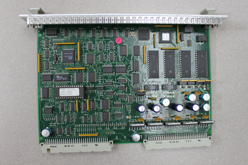 Used: Roche Transfluid Ctrl PCB from ROCHE Cobas Amplicor PCR DNA Amplifier CT/NG