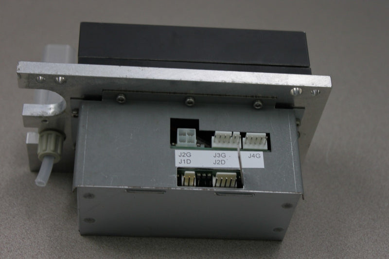 Used: Sample Vial Sampling Storage Block Module from ROCHE Cobas Amplicor Amplifier