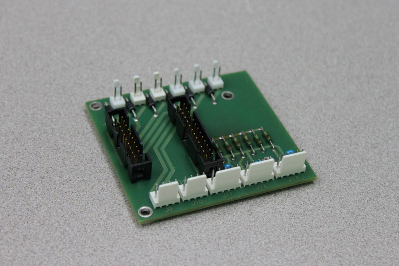 Used: Tegimenta PCB Fluid Module 94-02025 from ROSCH Cobas Amplicor PCR DNA Amplifier