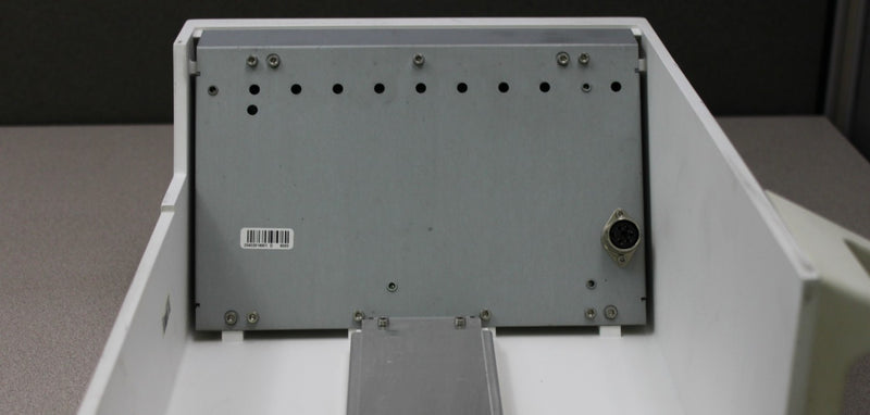 Used: Control Panel Interface Cover Chassis for Roche Cobas Amplicor PCR DNA Amplifier