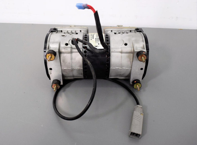 For Parts or Repair: Thomas 2628THI44/32-A02 Vacuum Air Compressor Pump 230V  For Parts