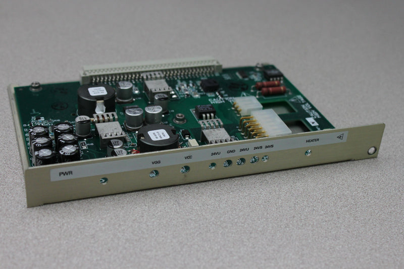 Used: WOLF 1058597 Power CCA 402121-00 Rev. N PCB from Kimberly-Clark Warming System
