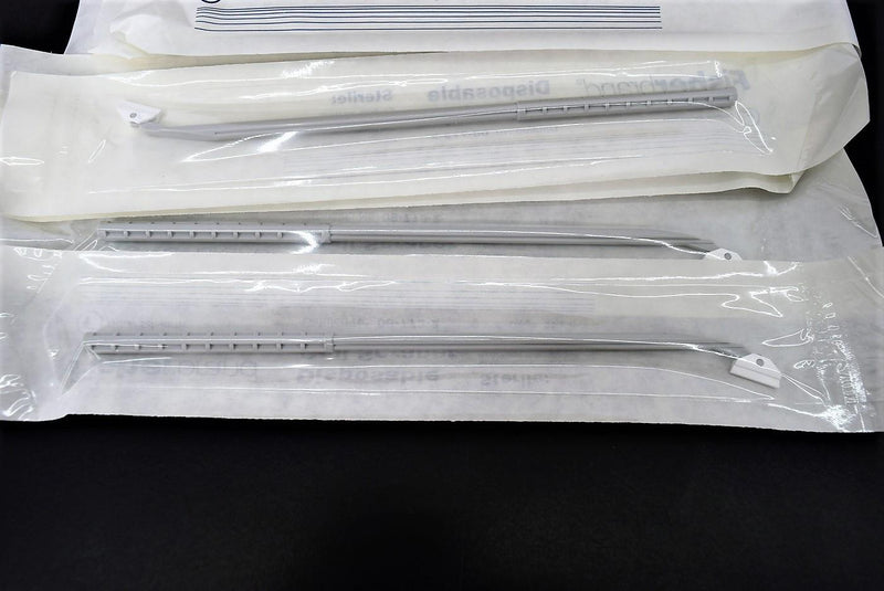Used: Fisherbrand 08-773-2 Sterile Disposable 25cm Cell Scrapers Box of 89 Warranty