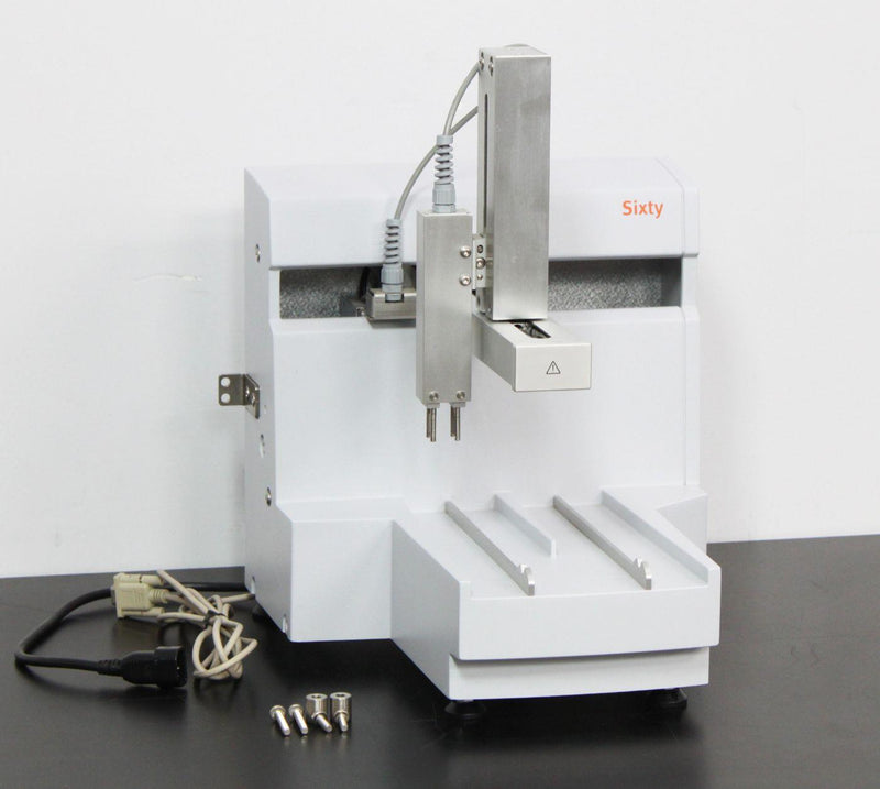 For Parts or Repair: Biotage Initiator Robot Sixty 355381 60-Position Automated Sample Processor