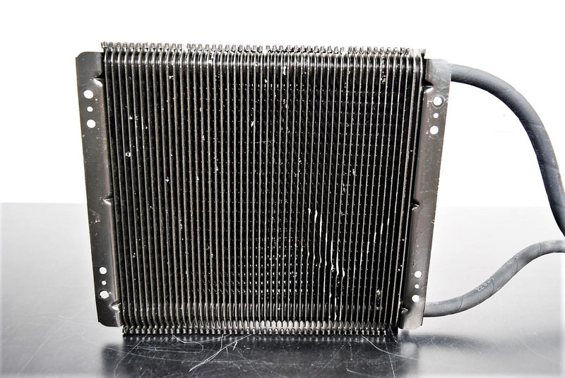 Used: Laboratory Equipment Heavy Duty Simple Cooling Radiator 11x11x1.5 inch Warranty