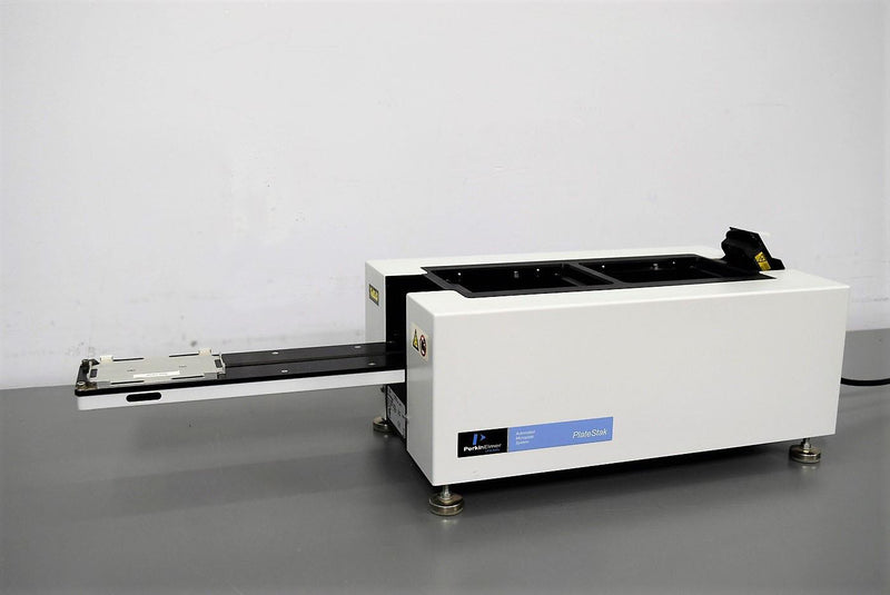 Used: Perkin Elmer PSS00021 Janus PlateStak Automated Microplate Stacker Warranty