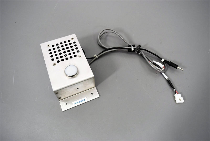Used: Med Associates ENV-224CM Speaker and Light Assembly for Large Monkey Cubicle