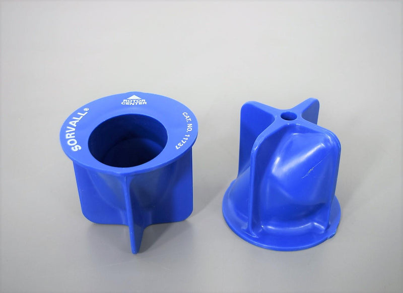 Used: Sorvall 11737 Swing Bucket Conical Adapters 250mL Lot of 2 with 90-Day Warranty