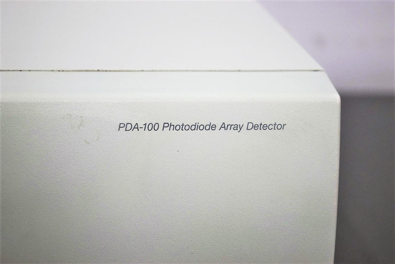 For Parts or Repair: Dionex HPLC PDA-100 Photodiode Array Detector PEEK Flow Cell Assembly