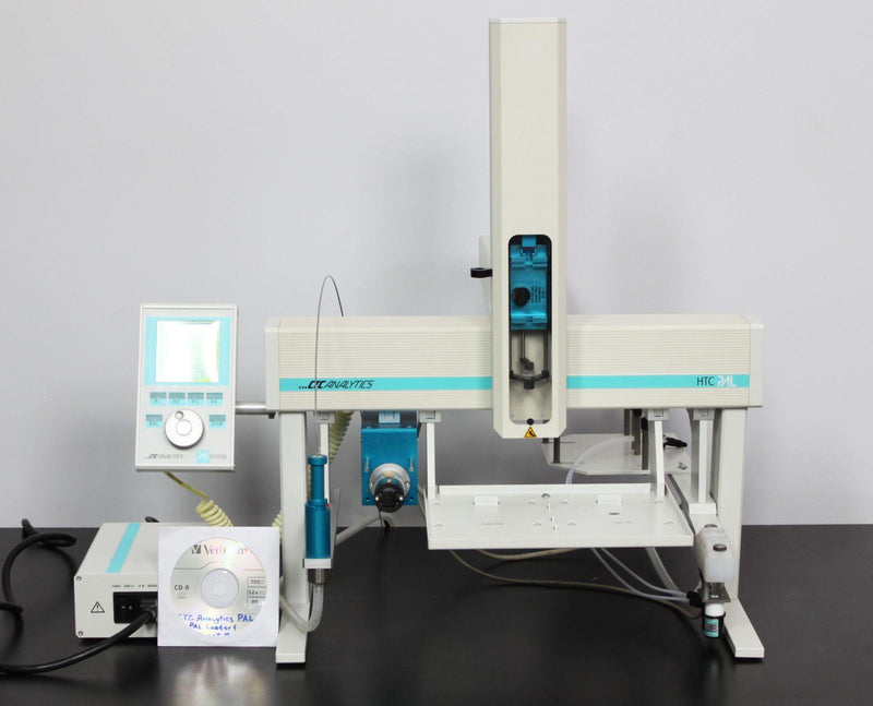 Used: Leap Technologies CTC Analytics HTC PAL Autosampler HPLC Chromatography Sampler