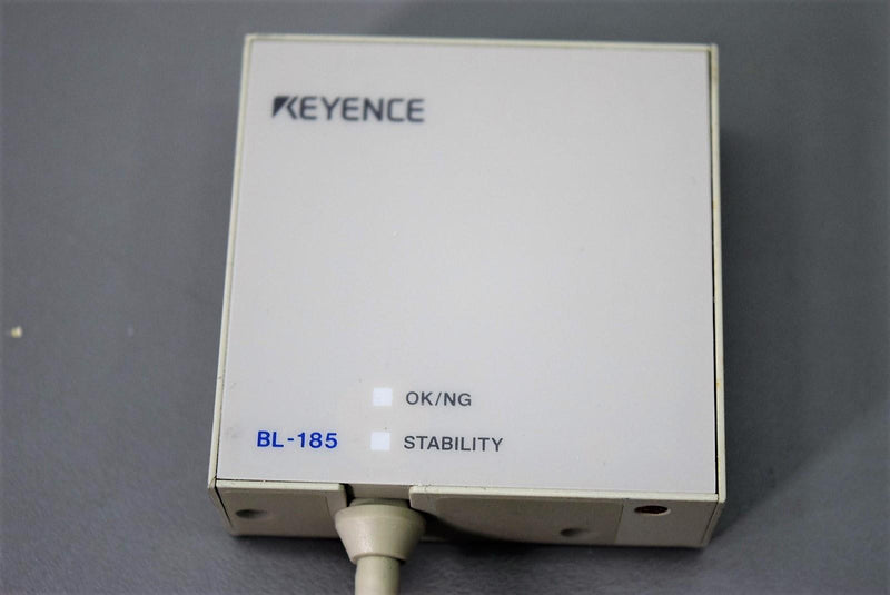 Keyence BL-185 Barcode Reader 6 ft Cable with Connector w/ 90-Day Warranty
