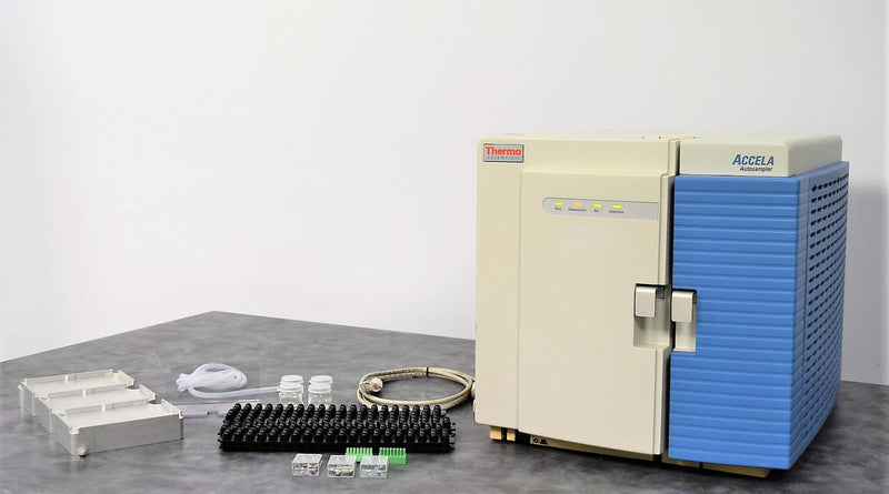 Thermo Scientific Accela Autosampler 60057-60020 w/ Warranty & Bonus Accessories