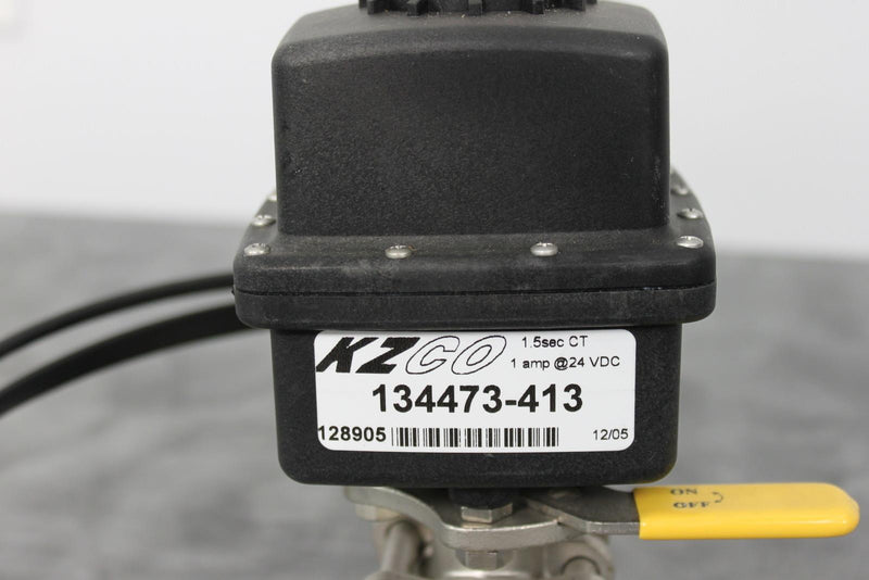 KZCO 134473-413 Motorized Valve for Steris VHP 1000ED-AB with 90-Day Warranty