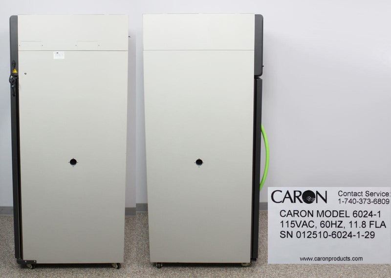 Caron Reach-In CO2 Incubator 6024-1 In-Vitro Mammalian Tissue Cell Culture