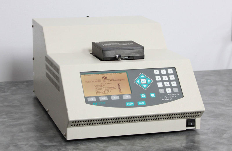 Used: Phase Technology CPA-70HT Automatic Petroleum Biofuel Cloud Point Analyzer