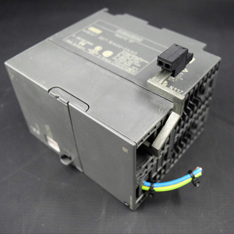Used: Siemens Simatic S7-6ES7 307-1EA00-0AA0 Stabilized Power Supply 24 VDC/2A