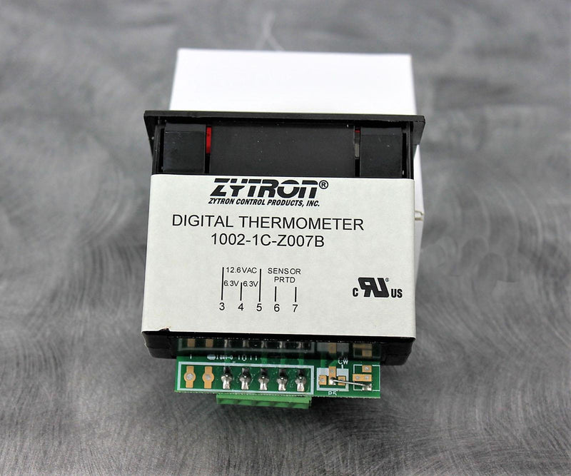 New: Zytron Digital Thermometer Celsius Readout 1002-1C-Z007B withWarranty