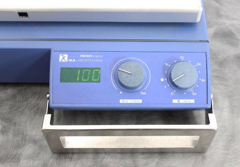 IKA HS 501 Digital Benchtop Shaker D S1 300RPM 15kg w/ 90-Day Warranty