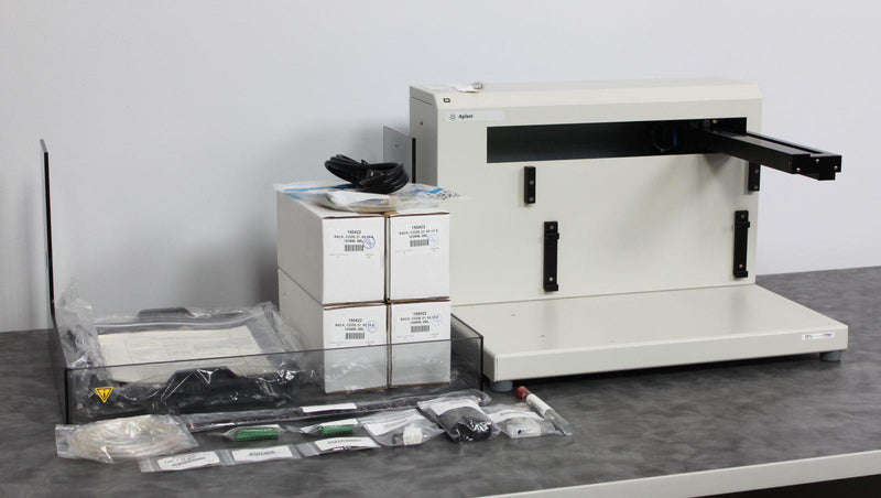 New/Opened: 2017 Agilent G1811A XY-AutoSampler & Accessory Kit with 90-Day Warranty