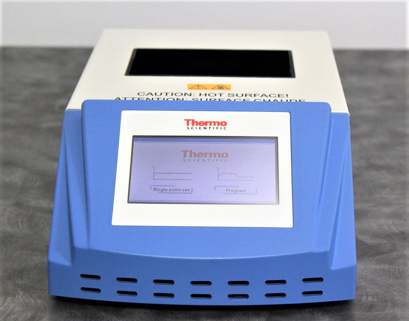 Used: Thermo Scientific 88870010 Advanced Digital Dry Block Heater 240V with Warranty