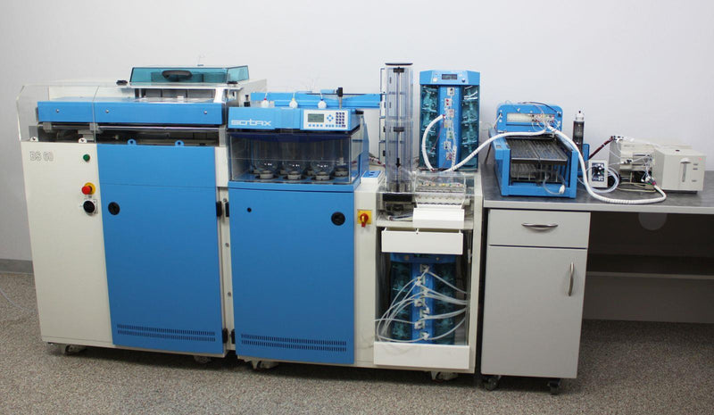 Used: SOTAX AT 70smart High-Throughput Fully-Automated Dissolution Testing w/ BS60